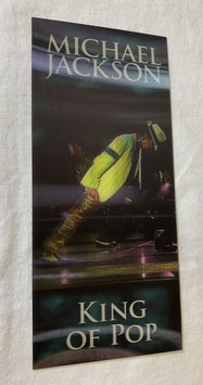 """MJ """"THIS IS IT"""" 27th SEP 2009 3DTicket(引換券)"""