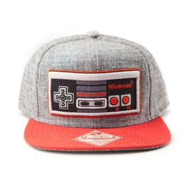 Nintendo Controller  Snapback(Gray)