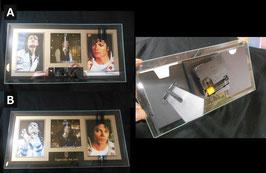 Michael Jackson クリスタル時計