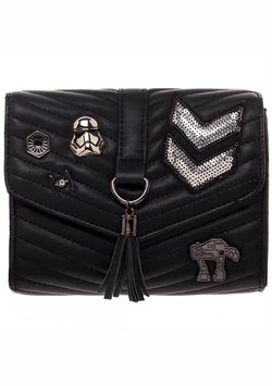 STAR WARS  Dark Side Quilted Cute Crossbody Bags