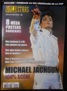 ドイツ雑誌「Gold Stars」MJ特集版