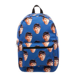 Star Trek Spock Sublimated Backpack