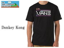 VANS×NINTENDO DONKEY KONG TEE 14882