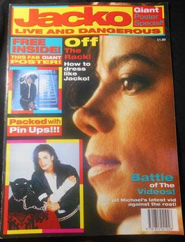 1991年 雑誌「JACKO」(UK)