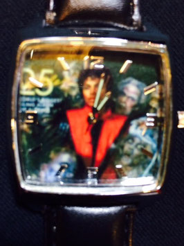 MJ:Wrist Watch (B) Thriller 25th Aniv.
