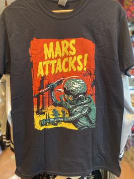 MARS ATTACKS  Tシャツ