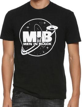 『メン・イン・ブラック』(Men in Black)ROUND LOGO Tシャツ
