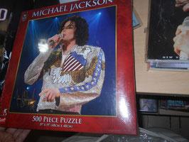 Michael Jackson  500ピース  ジグソーパズル 2個セット(輸入品)