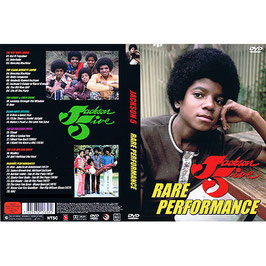 DVD:Jackson 5 Rare Performance