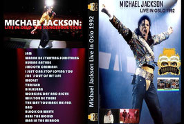 DVD:MJ Dangerous World Tour OSLO 1992