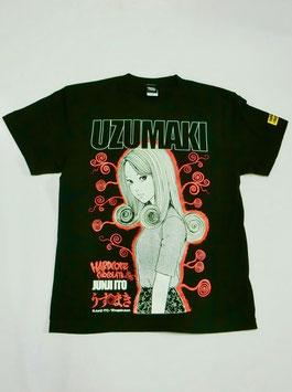 うずまき(巻髪)Tシャツ