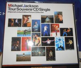 MICHAEL JACKSON DANGEROUSツアー 来日記念 スペシャル CD BOX