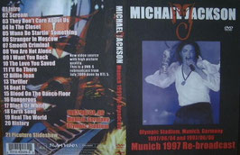 DVD:MJ History Tour in Germany 1997
