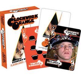 『時計じかけのオレンジ』( A CLOCKWORK ORANGE) Playing Cards