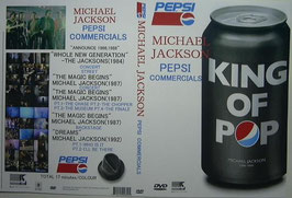 DVD:Pepsi Commercials