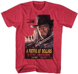 『荒野の用心棒』(A Fistful of Dollars)Tシャツ