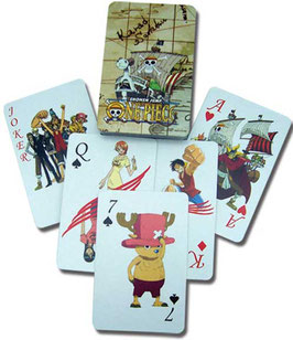 ONE PIECE  PLAYING CARD