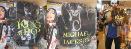 Michael Jackson History World Tour  応援グッズ