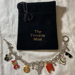 The Franklin Mint社 マイケル・ジャクソン  ブレスレット。