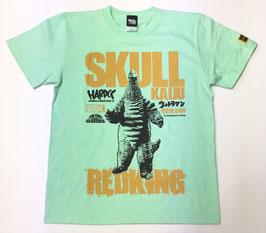 レッドキング-復刻版-(多々良島) Tシャツ