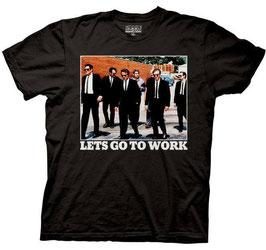 『レザボア・ドッグス』(Reservoir Dogs)Tシャツ
