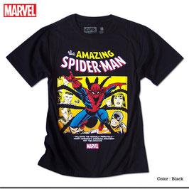 MARVEL  スパイダーマン  Tシャツ