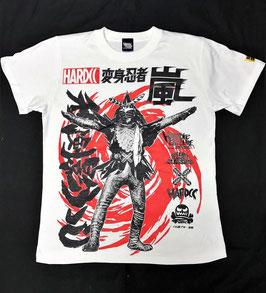 変身忍者 嵐(HENSHINNINJA ARASHI)  Tシャツ