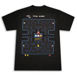 パックマン Tシャツ(Game Start)