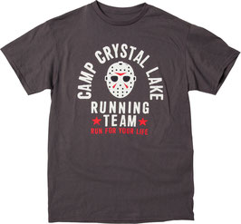 『FRIDAY THE 13TH』Camp Crystal Lake Running Team  Tシャツ