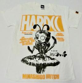 昆虫物語   みなしごハッチ  ハチミツ(白)   Tシャツ