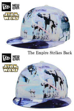 "STARWARS x NEWERA  ""The Empire Strikes Back"" AllOverBattle"