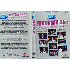 DVD:Motown 25 Yesterday-Today-Forever 1983