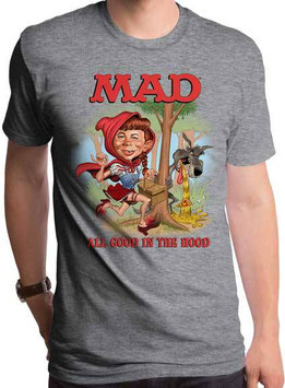 """""""MAD MAGAZINE"""" Tシャツ"""