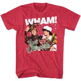 ワム!(Wham!)LAST CHRISTMAS  Tシャツ