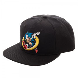 Sonic Embroidered Snpaback Cap