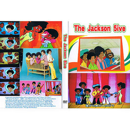 DVD:The Jackson 5ive animation