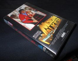 Michael Jackson  Moonwalker VHSビデオ(1989年)