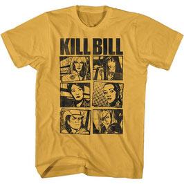 KILL BILL  イラスト  Tシャツ