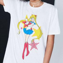 『美少女戦士セーラームーン』MENS  Tシャツ(USA)