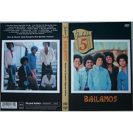 DVD:Jackson 5 Live in Mexico 1975