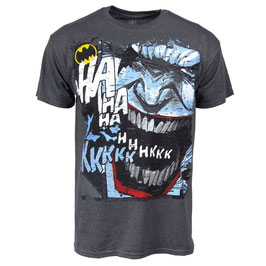 Batman Comic Joker Face Tシャツ