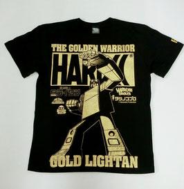 ゴールドライタン  Tシャツ