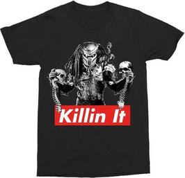 『プレデター』(Predator)KILLIN IT  Tシャツ