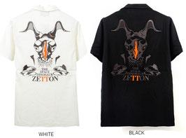 ゼットン  ボウリングシャツ(ULBS-002)