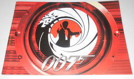 007シリーズ40周年記念冊子(プレス用)