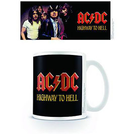 AC/DC Highway to Hell マグカップ
