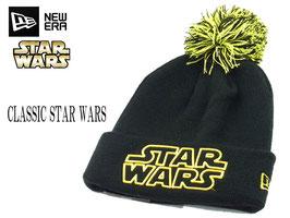 STARWARS x NEWERA Logo Cuff Knit