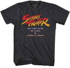 ストリートファイター  START SCREEN  Tシャツ