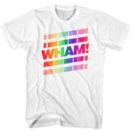 ワム!(Wham!)WHAINBOW Tシャツ