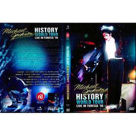 DVD:MJ History Tour in Tunisia 1996